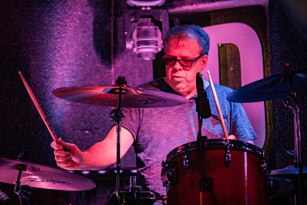 Dot Dash performing at DC9 in Washington, DC - 5/6/2018 (photo by Matt Condon / @arcane93)