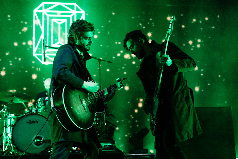 Lord Huron at The Anthem (Photo by Mauricio Castro /  @themauricio )