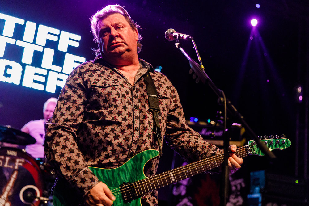 Stiff Little Fingers performing at The Forum Hertfordshire in Hatfield, England - 5/26/2018 (photo by Matt Condon / @arcane93)