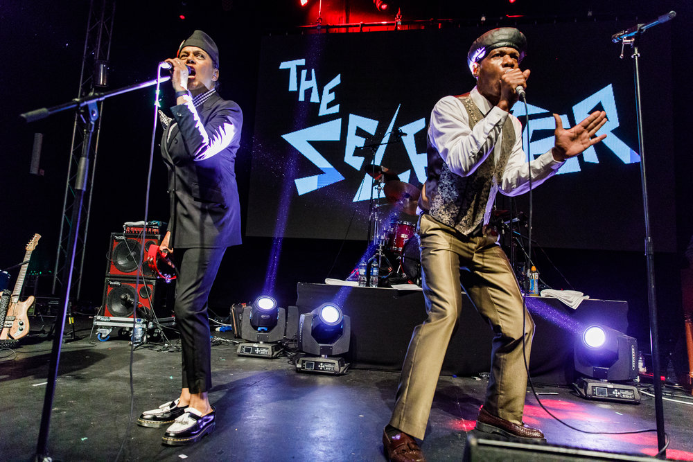 The Selecter performing at The Forum Hertfordshire in Hatfield, England on May 26th, 2018 (photo by Matt Condon /  @arcane93 )