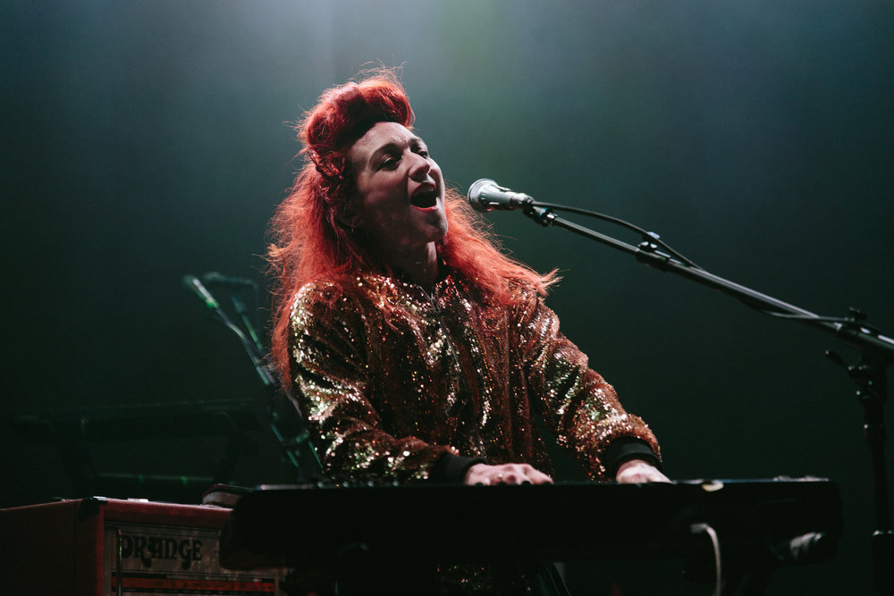 My Brightest Diamond at 9:30 Club (Photo by Mauricio Castro /  @themauricio )