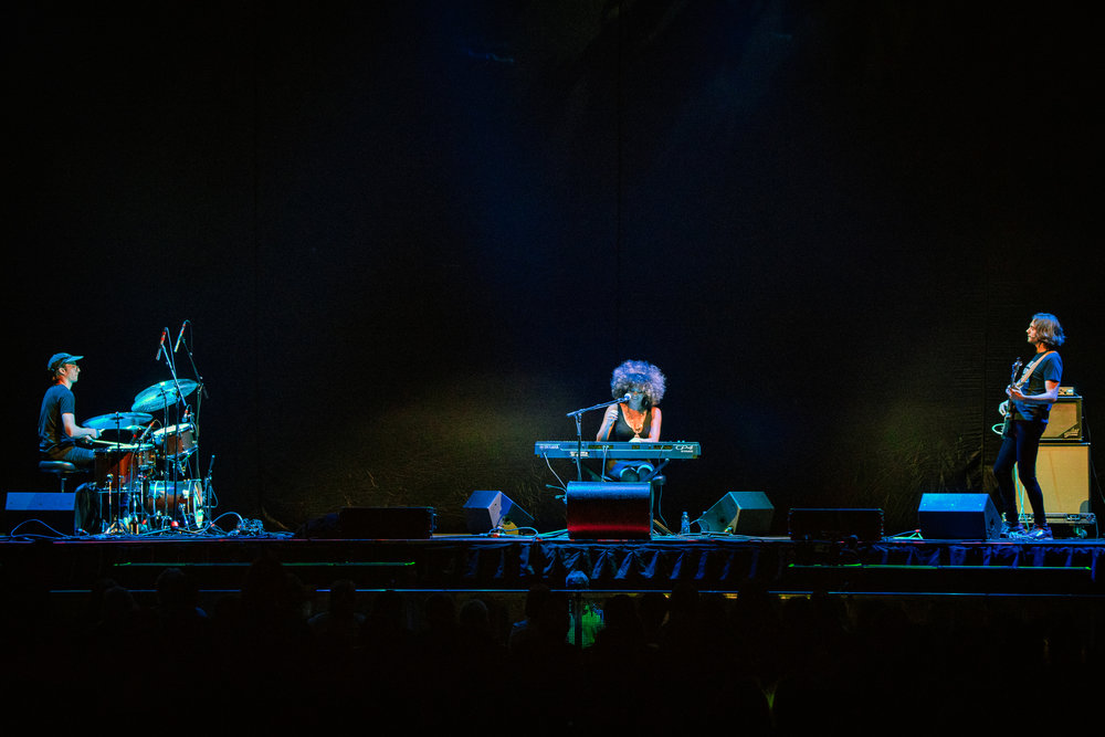Kandace Springs performing at Capital One Arena in Washington, DC - 6/11/2018 (photo by Matt Condon / @arcane93)
