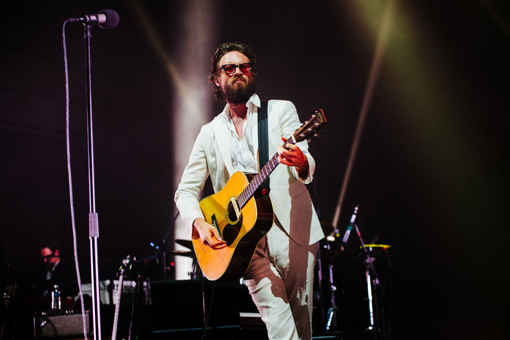 Father John Misty @ The Anthem (Photo by Mauricio Castro /  @themauricio )