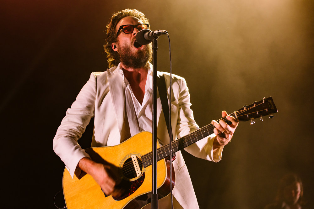 Father John Misty at The Anthem (Photo by Mauricio Castro /  @themauricio )