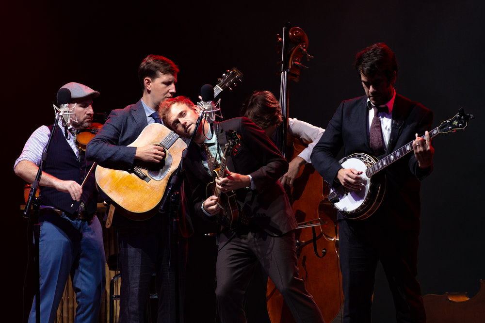 Punch Brothers at The Anthem (Photo by Mauricio Castro /  @themauricio )