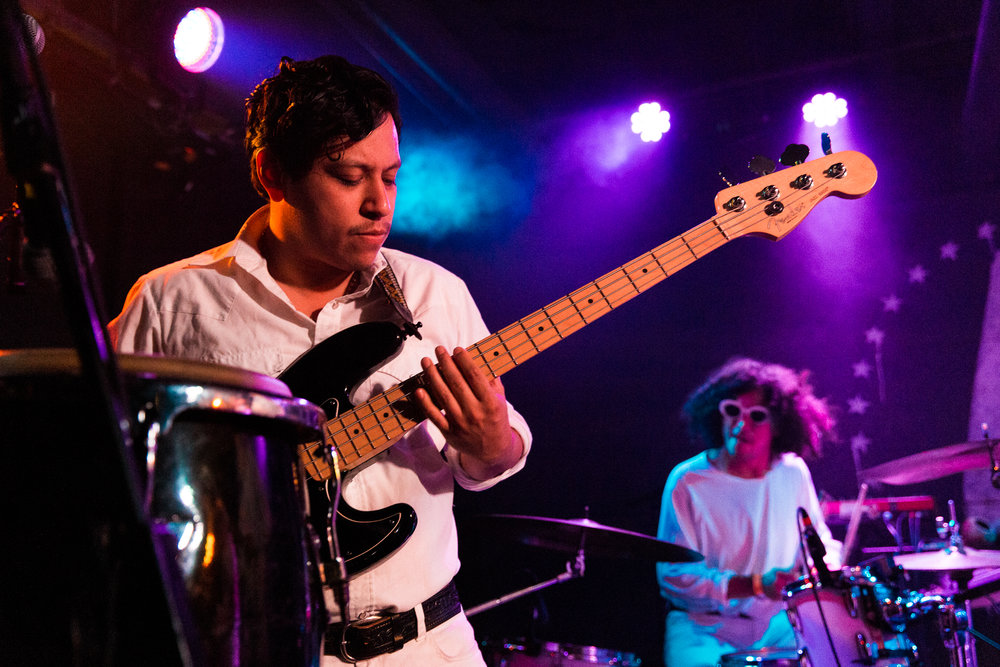Neil Frances at U Street Music Hall (Photo by Mauricio Castro /  @themauricio )