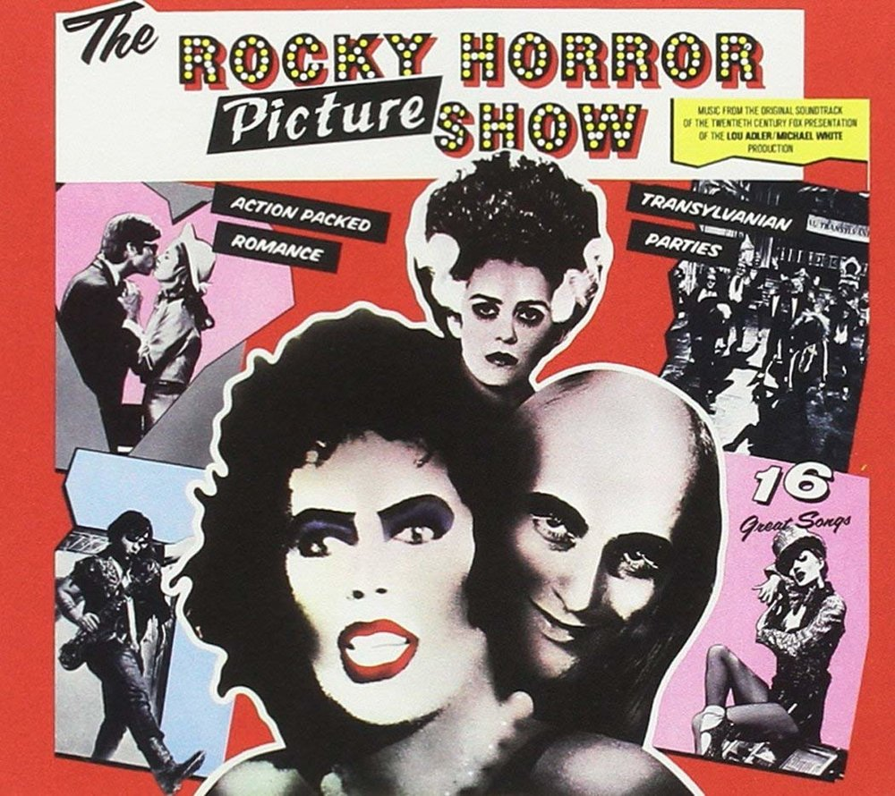 Rocky Horror Picture Show - LINKSOfficial Fan SiteWikipediaLISTEN ONSpotify Apple Music