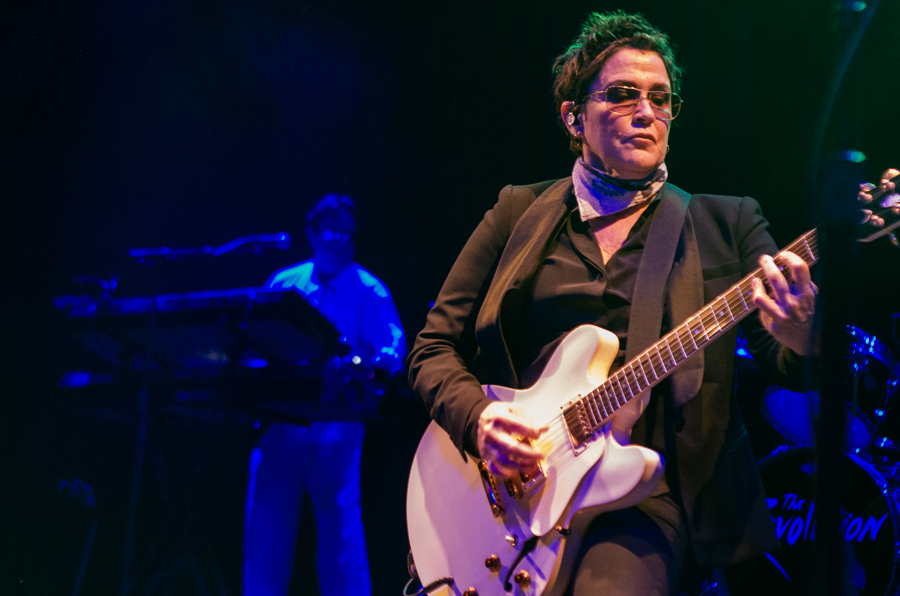 Wendy Melvoin of The Revolution at Fillmore Silver Spring (Photo by Kevin Hill /  @kcdeec )