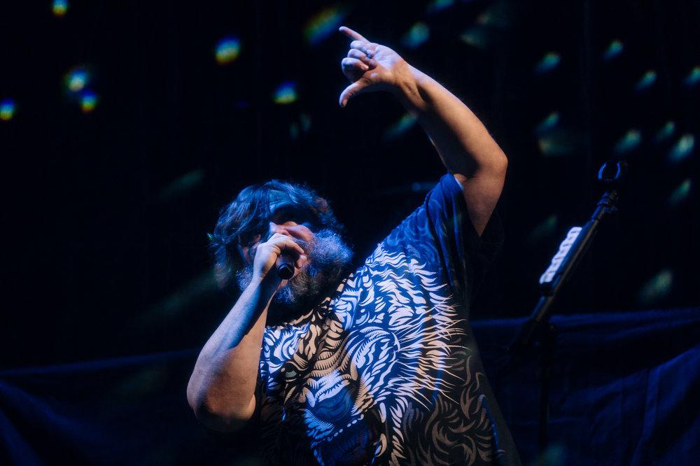 Tenacious D @ The Anthem (Photo by Mauricio Castro /  @themauricio )