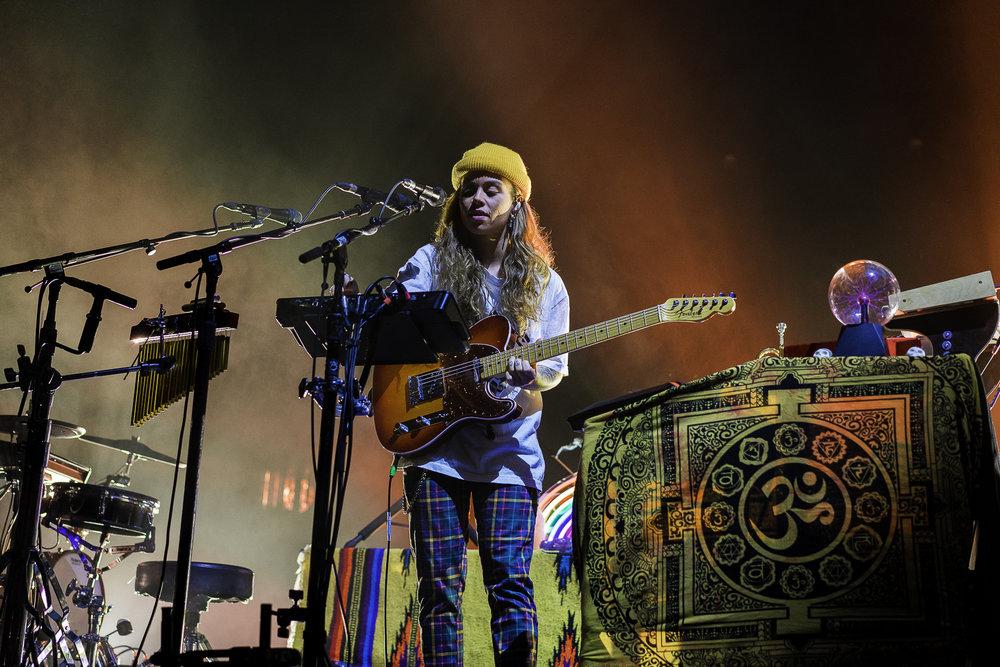 Tash Sultana at The Anthem (Photo by Krystina Brown /  @krystinagabrielle )
