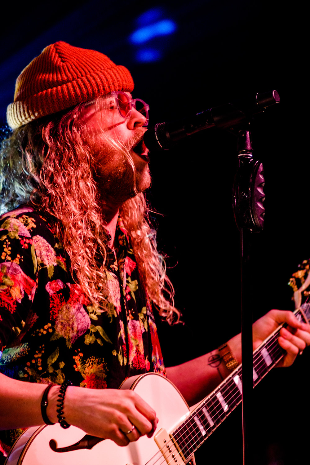 Allen Stone at 9:30 Club (Photo by Joel Richard)