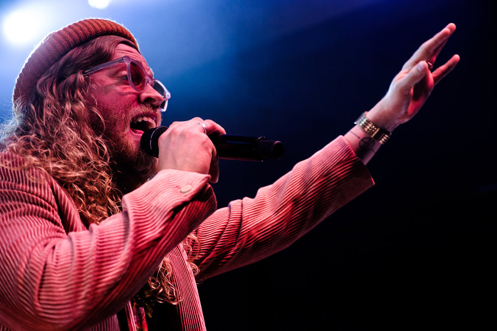 Allen Stone at the 9:30 Club in Washington, D.C. (Photo by Joel Richard /  @joelscottrichard )