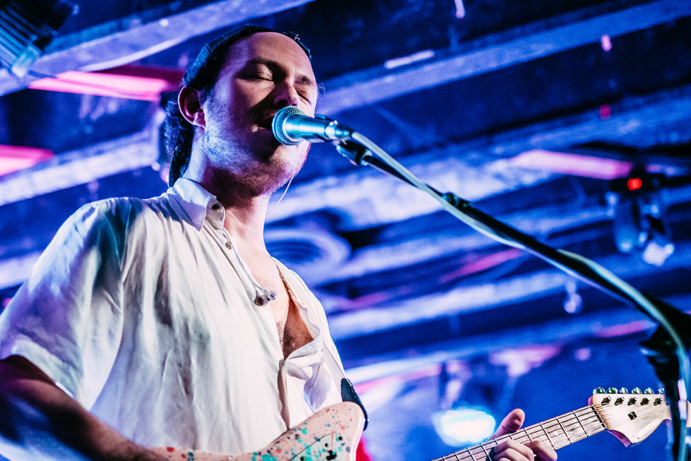 Savoir Adore performing and intimate set at DC9 in Washington, D.C. - 11/30/18 (Photo by Amanda Molloy)