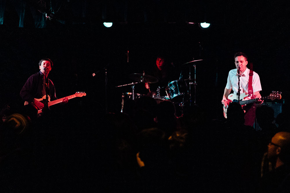 Flasher at Black Cat (Photo by Mauricio Castro /  @themauricio )