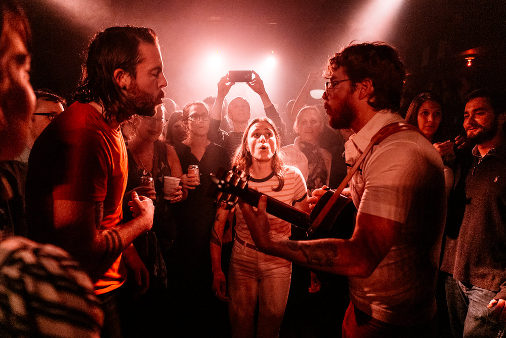 The Ballroom Thieves at Rock and Roll Hotel (Photo by Mauricio Castro)