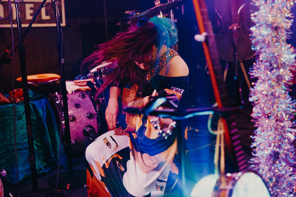 Odetta Hartman at Rock and Roll Hotel(Photo by Mauricio Castro)