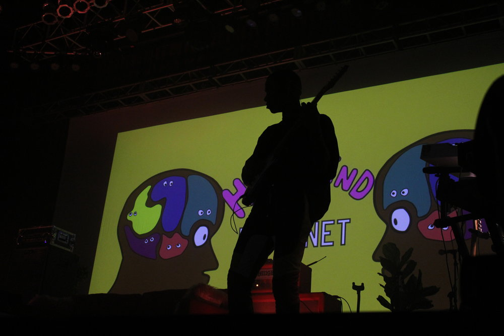 The Internet at the Fillmore Silver Spring (Photo by Sami Pye)