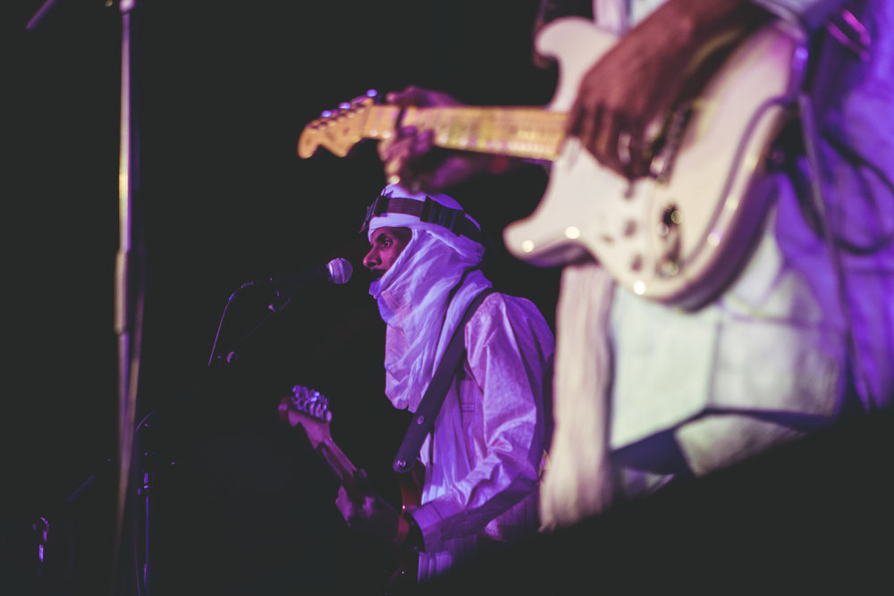 Mdou Moctar at Union Stage (Photo by Lindsay Hogan)