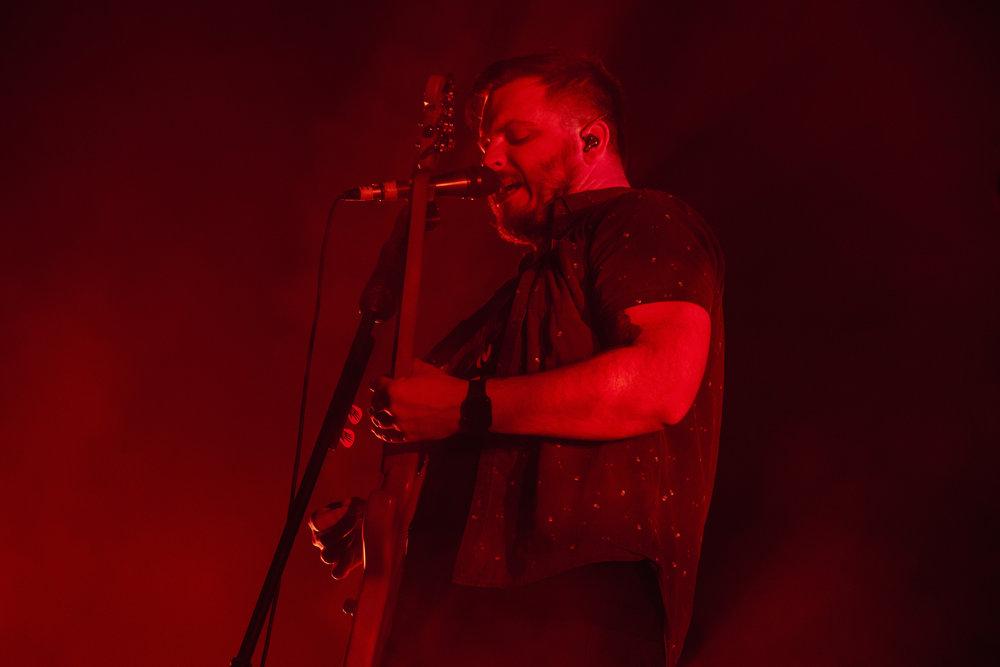 Thrice at EagleBank Arena (Photo by Anna Moneymaker)