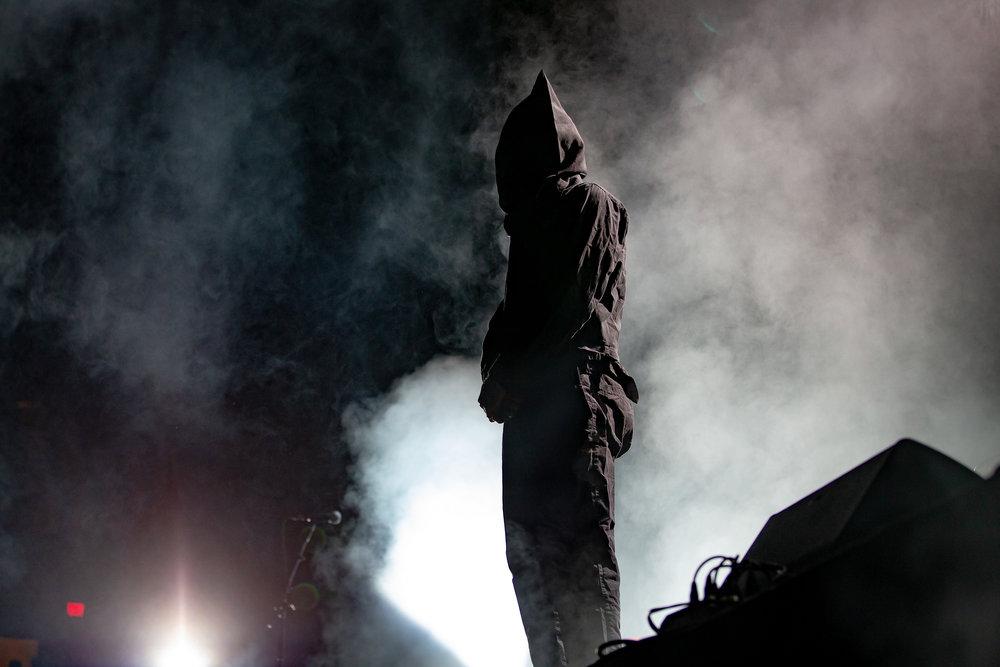 Fever 333 at EagleBank Arena (Photo by Anna Moneymaker)