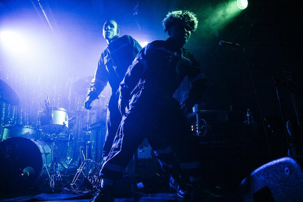 Penthouse Boys at U Street Music Hall (Photo by Mauricio Castro)
