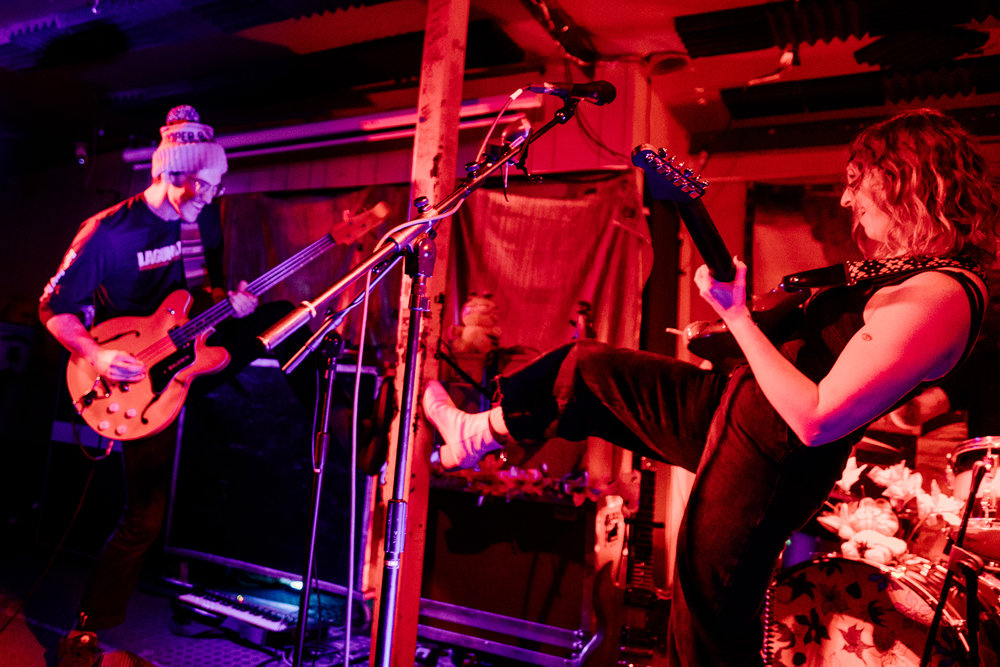 Liz Cooper & the Stampede at Songbyrd (Photo by Joel Richard /  @joelscottrichard )