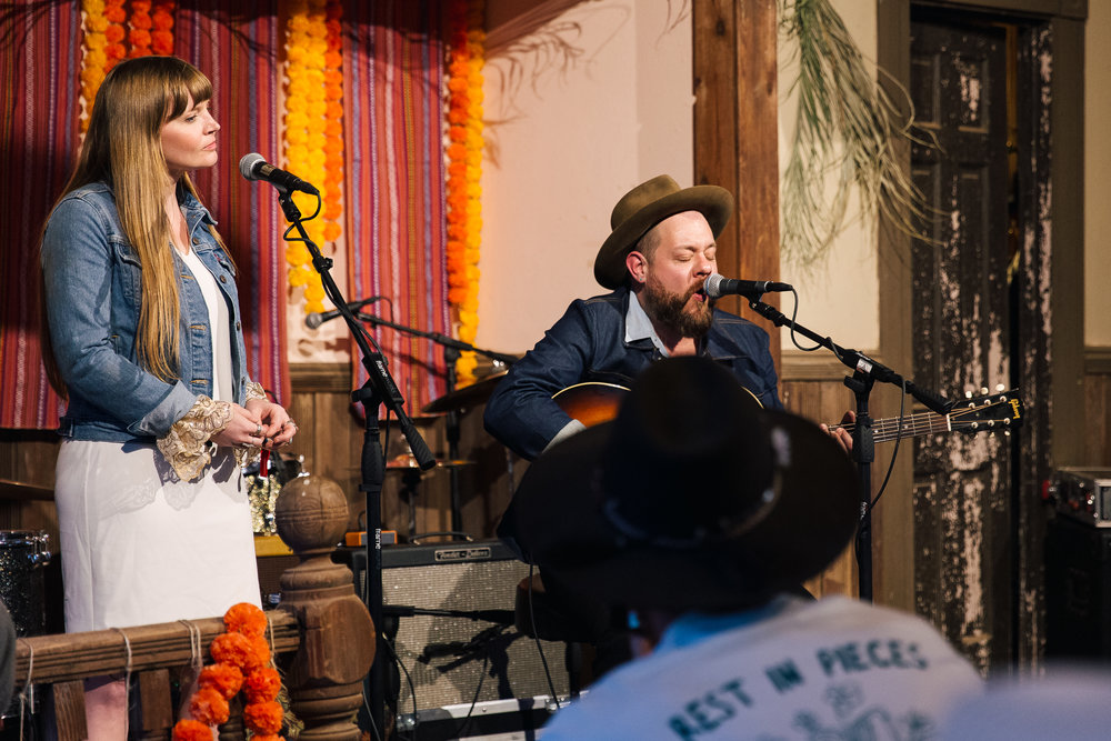Nathaniel Rateliff at Luck Reunion (Photo by Mauricio Castro)