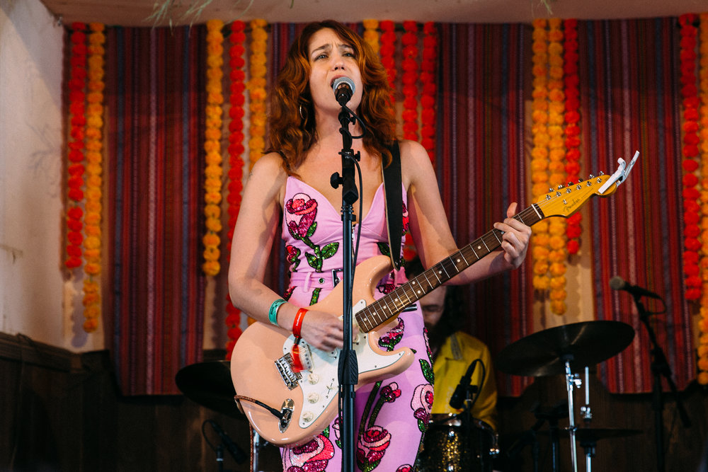 Lola Kirke at Luck Reunion (Photo by Mauricio Castro)
