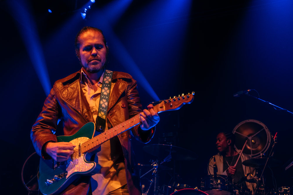 Citizen Cope at 9:30 Club (Photo by Joel Richard)