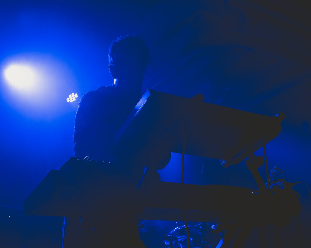 The Comet is Coming at U Street Music Hall (Photo by Avery Junius)