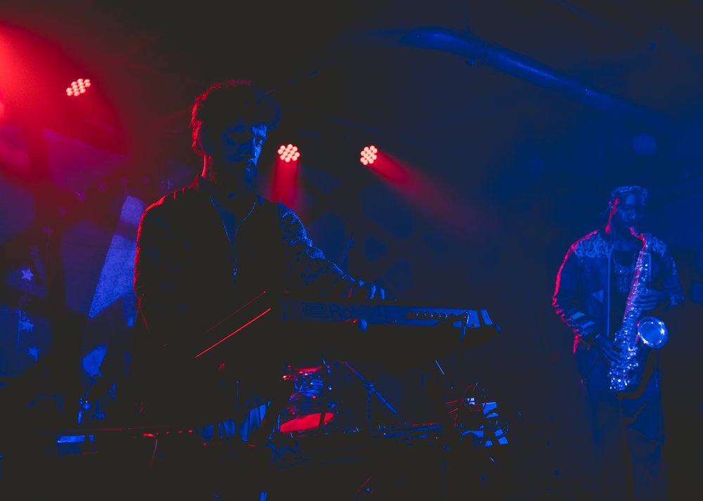 The Comet is Coming at U Street Music Hall (Photo by Avery Junius /  @1takeace )