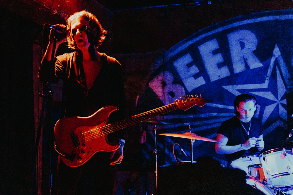 The Blinders at Beer Land USA (Photo by Mauricio Castro /  @themauricio )