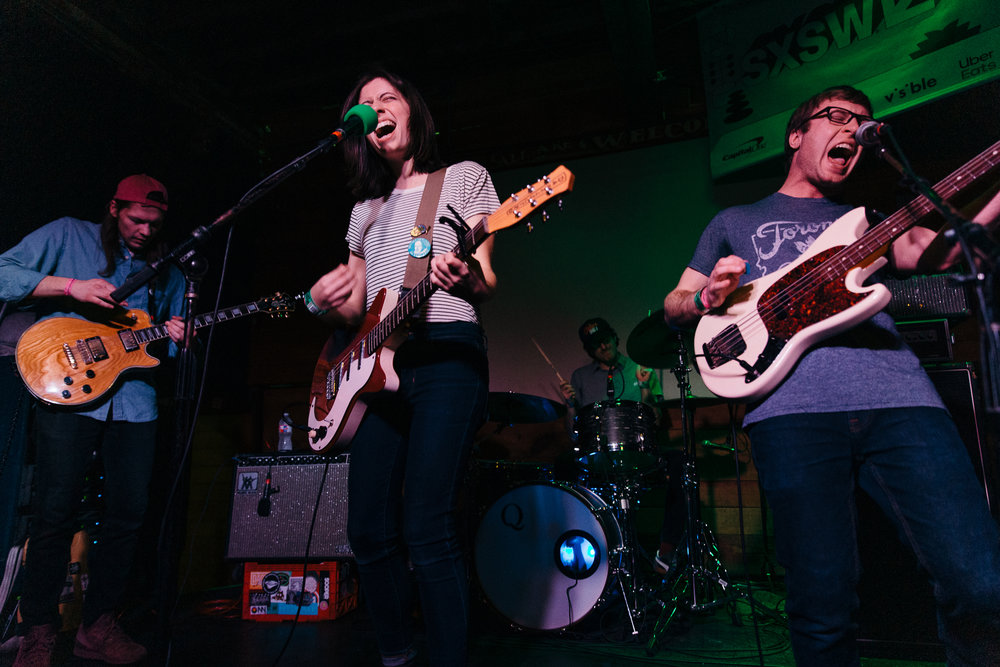 Ratboys at Mohawk (Photo by Mauricio Castro /  @themauricio )