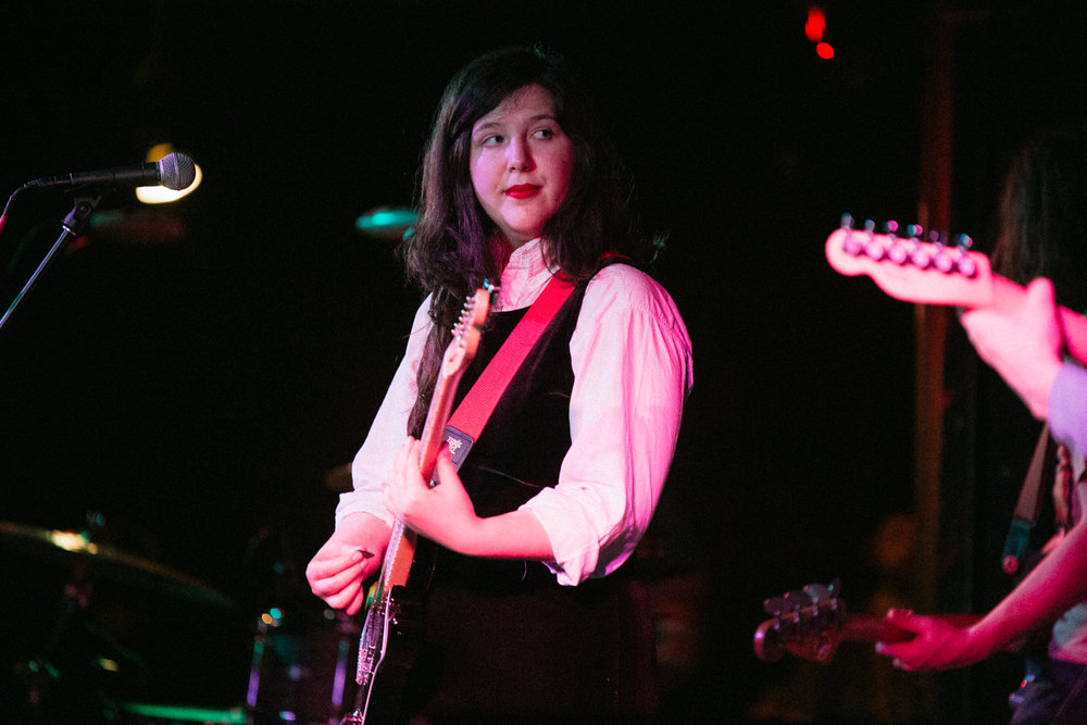 Lucy Dacus at Black Cat (Photo by Mauricio Castro /  @themauricio )