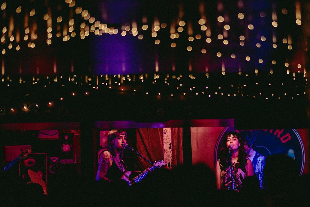 Y La Bamba at Songbyrd (Photo by Joel Richard)