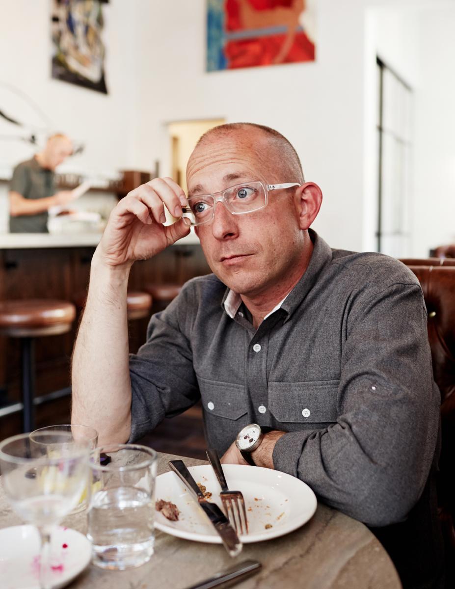 John Poisson for Wired Japan