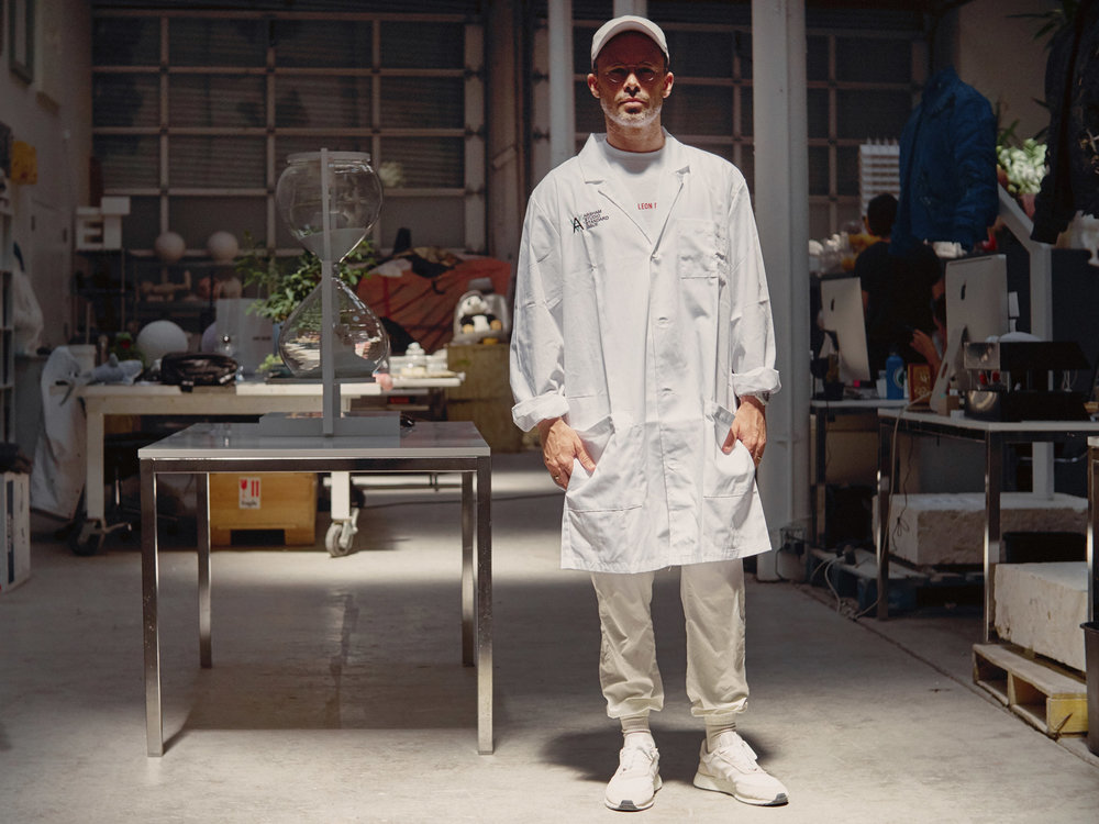 Daniel Arsham / Snarkitecture for FvF (coming soon)