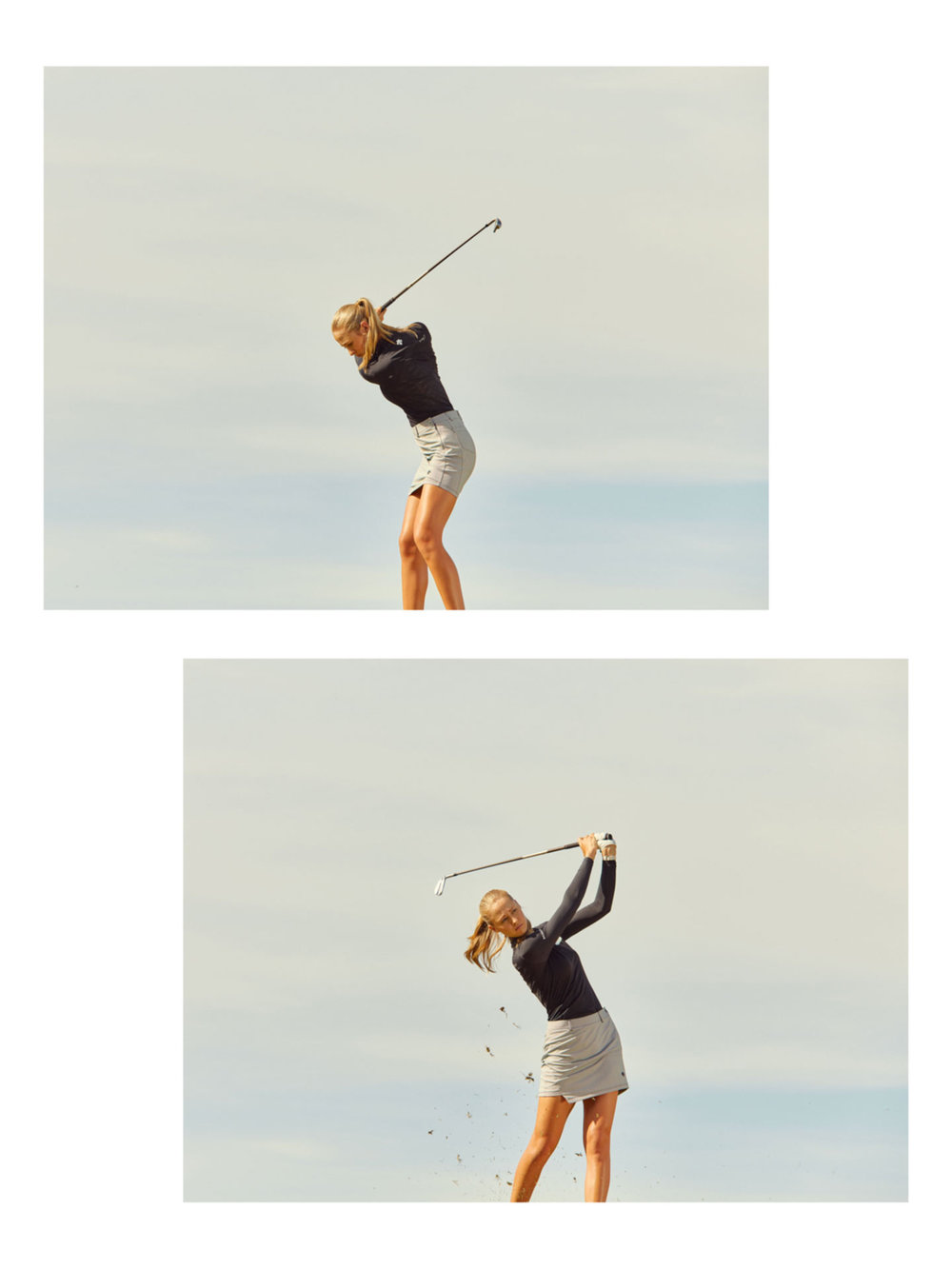 Nelly Korda | Descente Golf
