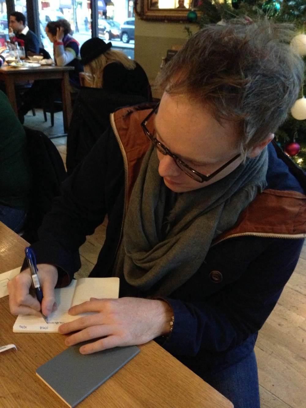 Matt Alexander on December 15th 2012