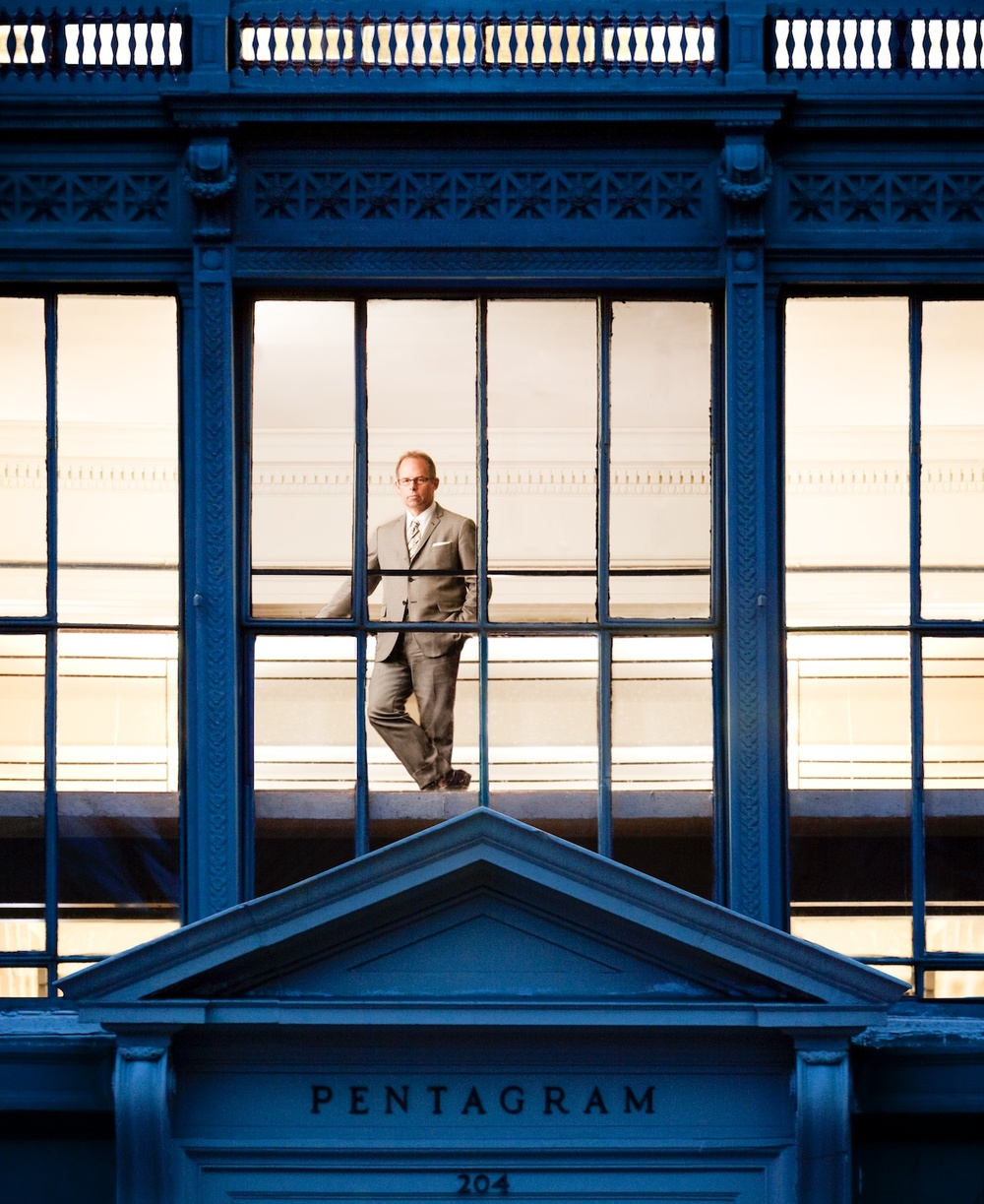 My first photograph of Michael Bierut in 2010. Scroll down in my blog to see the whole story