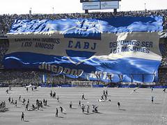 La Bombonera of Boca Juniors