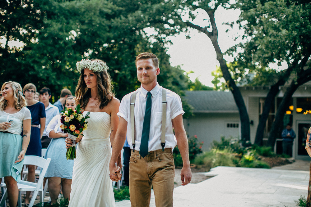 Austin Texas Wedding Photographer Hipster DIY