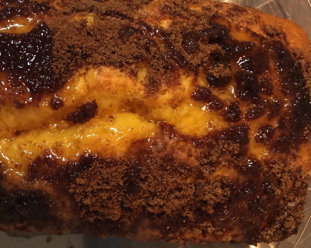 Redhead Rum Loaf Cake
