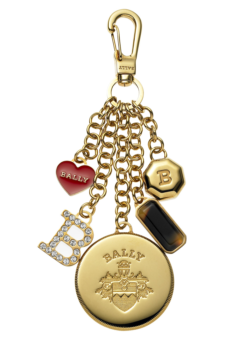 ​BALLY Keychain