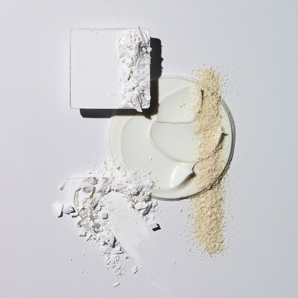 White Make Up Still Life