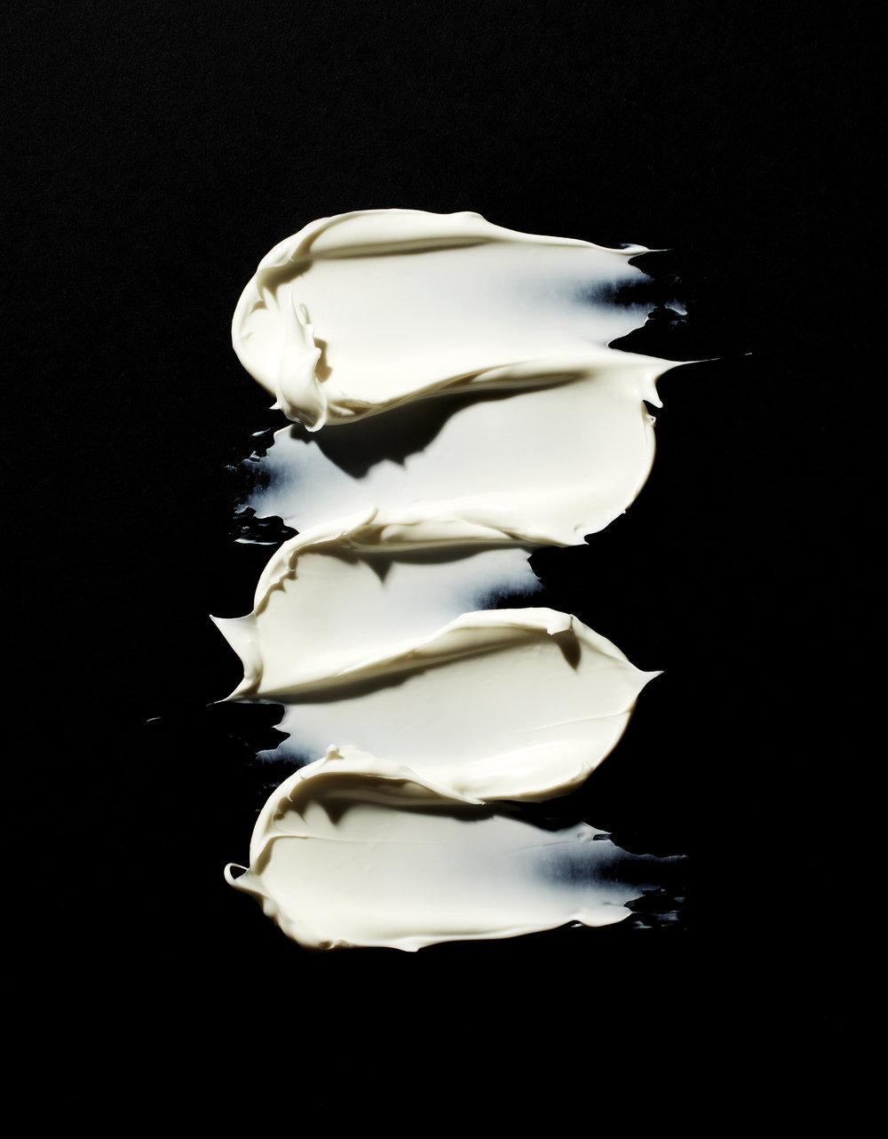 Cream Smears