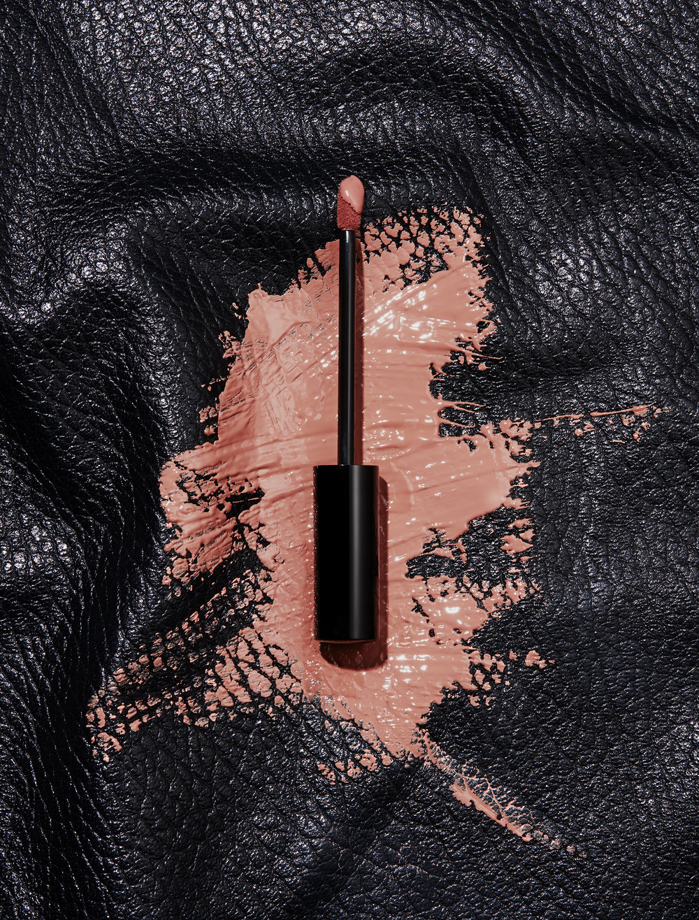 Lipstick on Leather