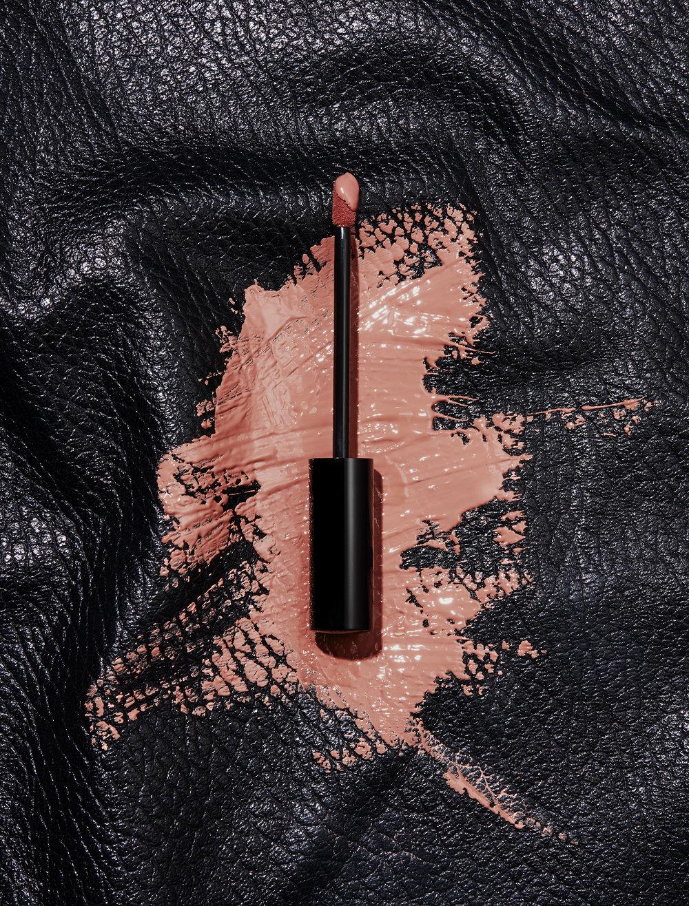 Lipstick on Leather