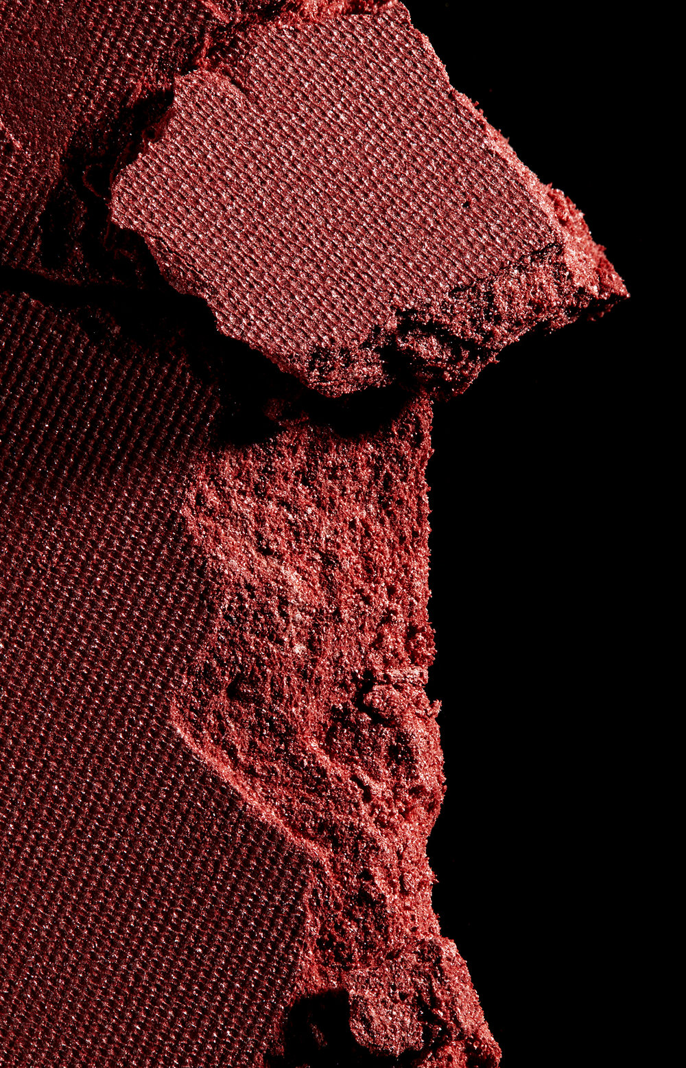 Cosmetics Powder Macro