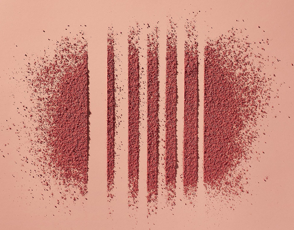 Conceptual Air Blush Powder